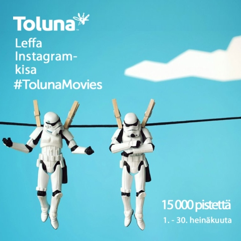 instgram movies contest FI