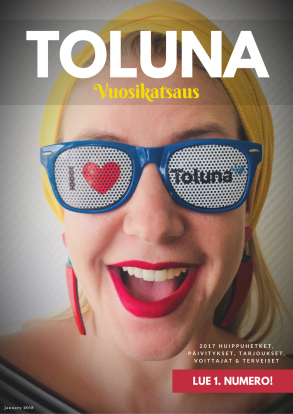 Toluna News - Year in review EMAIL TEMPLATE